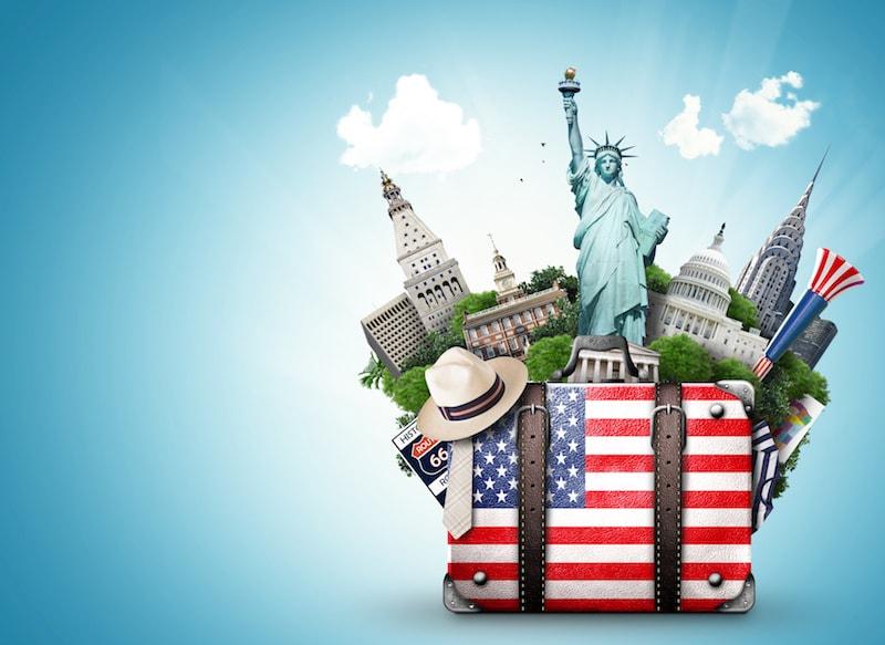 Séjour USA